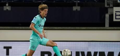 Willem II verlengt contract en verhuurt Jasper Dahlhaus meteen aan FC Eindhoven