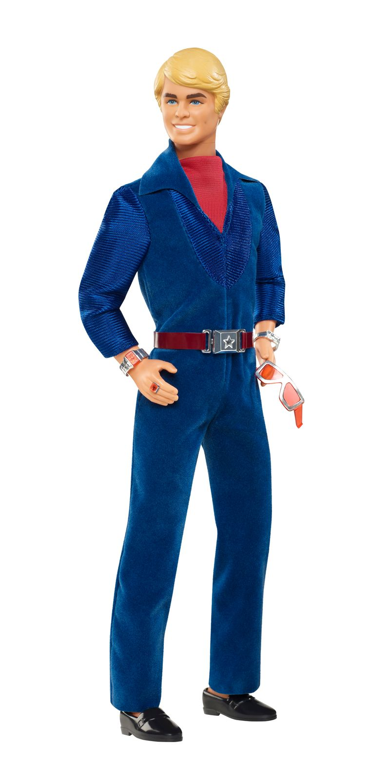 Ken uit 1978. Beeld Mattel