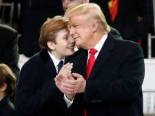 La Maison Blanche appelle à laisser Barron Trump tranquille
