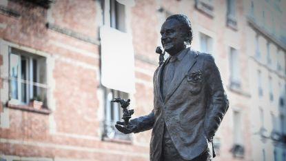 René Goscinny - bedenker van Asterix - krijgt eigen standbeeld in Parijs