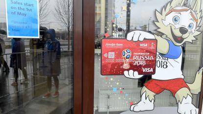 Al bijna 90% van de WK-tickets de deur uit