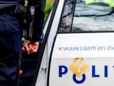 Politie haalt verwarde vrouw van de A12