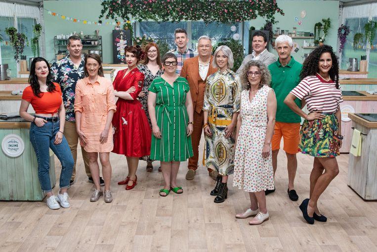 Kandidaten Bake Off Vlaanderen seizoen 3