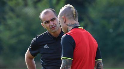 Geen Radja, maar welke 23 namen halen wél de WK-selectie van Roberto Martínez halen? Volg het hier vanaf 11u30 live