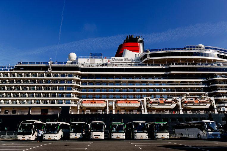 Het afgebeelde cruiseschip staat los van dit verhaal. Beeld ANP