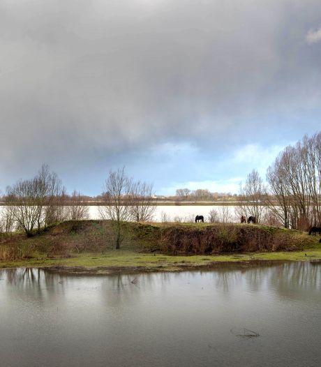 'Ook vervuilde grond in Dreumelse Waard'
