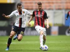 L'AC Milan, avec Saelemaekers, confirme son statut de dauphin de l'Inter