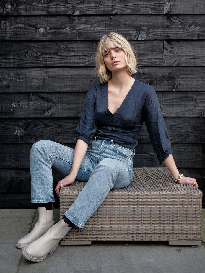 Danique Blaauwendraad uit Woudenberg is fotomodel voor grote internationale merken en staat in modebladen als Vogue, Elle en Elegance.