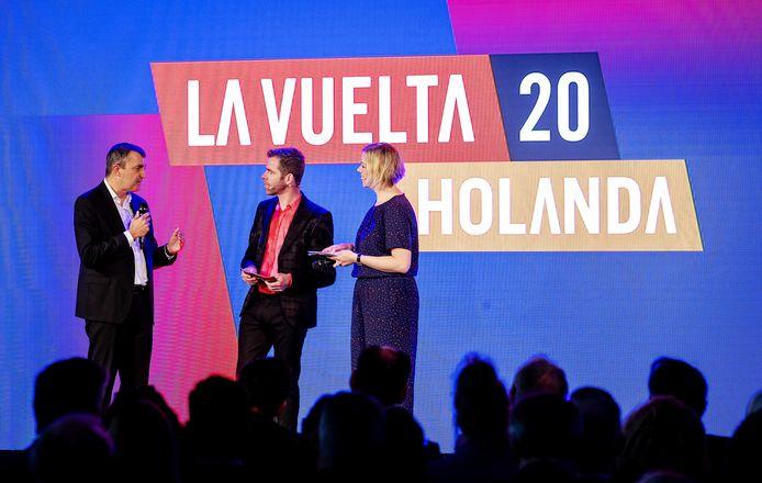 Normaal zou Nederland vorig jaar drie etappes van de Vuelta ontvangen, met start in Utrecht.