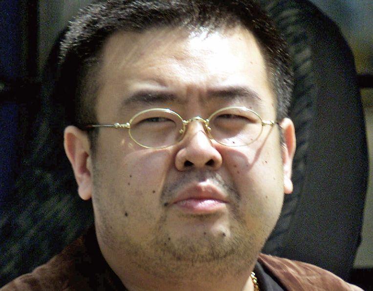 Kim Jong-Nam werd op 13 februari vergiftigd op de luchthaven van Kuala Lumpur.