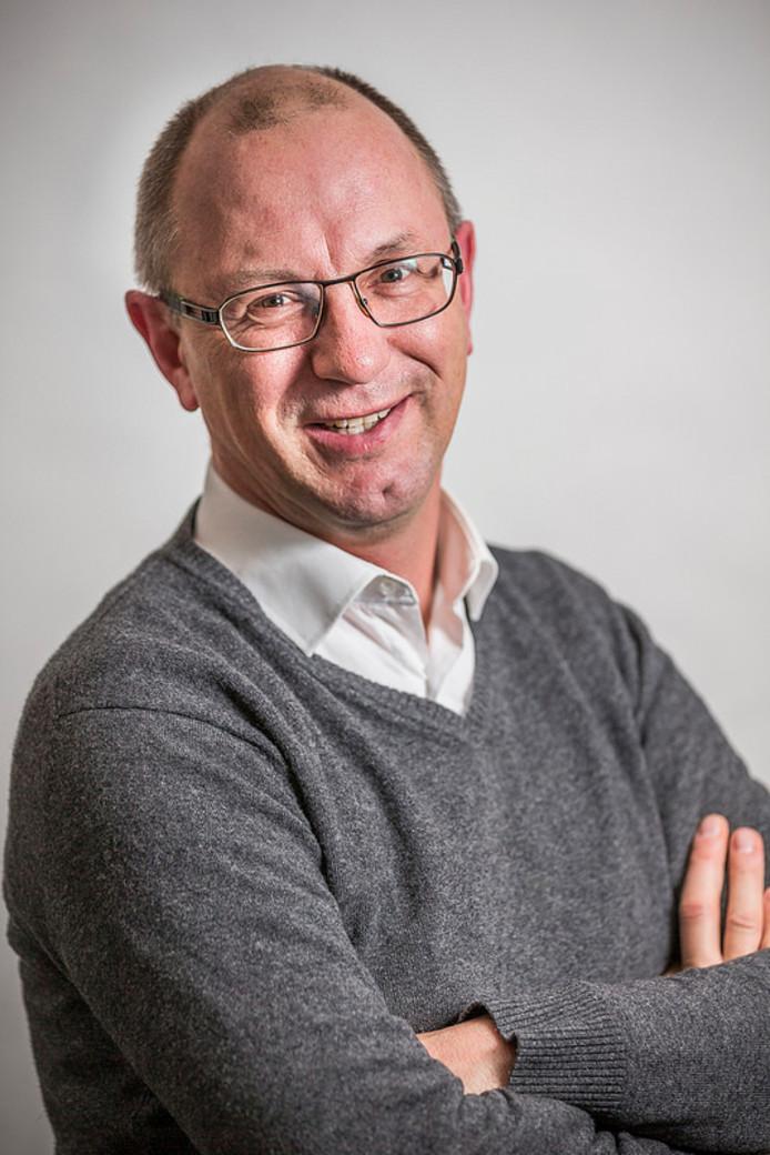 Jean Coumans, fractievoorzitter van PrO in de gemeenteraad van Oisterwijk.