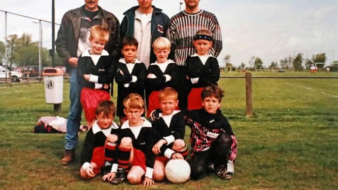 Aljan Dekker (Woudrichem) over zijn pupillentijd: 'Stage bij Feyenoord werd een kort avontuur'