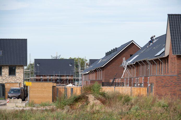 Woningbouw in Nijmegen-Noord.