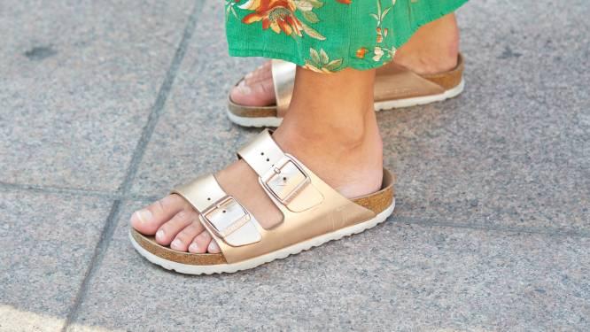 """Birkenstock Arizona populairste schoen in coronatijden: """"Maar wel nefast voor je voeten"""""""