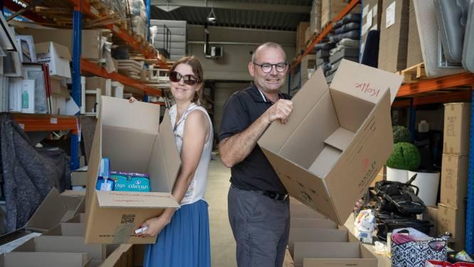 Aartselarenaren houden grote inzamelactie van spullen voor slachtoffers waterramp