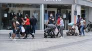 """Bijna alle Kortrijkzanen respecteren in stadscentrum mondmaskerplicht: """"Onder de indruk van burgerzin"""""""