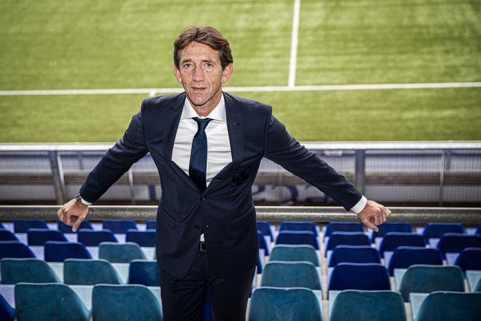 Mike Willems, technisch manager van PEC Zwolle, wil komend seizoen werken met veertien of vijftien eredivisiewaardige spelers, plus drie keepers.