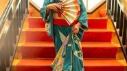De 80-jarigen worden geisha's in Japan