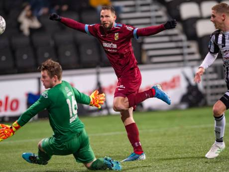Tannane leidt Vitesse naar kwartfinale KNVB-beker, thuis tegen Ajax