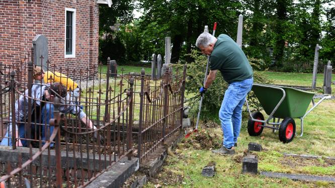 Lijst met beschermde graven in Wierden nog lang niet klaar