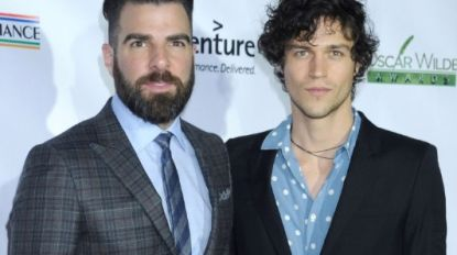 'Star Trek'-acteur Zachary Quinto is terug single