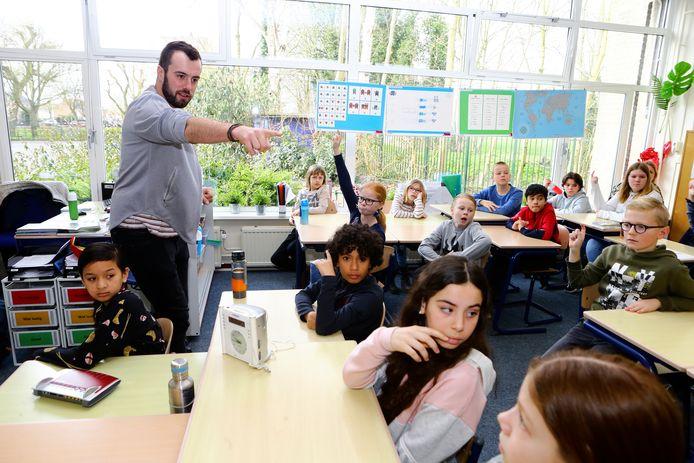 Ook in Utrecht is het lerarentekort in het primair onderwijs een groot probleem.
