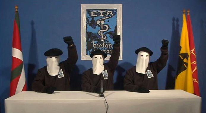 In 2011 kondigde de ETA in een videoboodschap al aan dat ze de wapens zou neerleggen.