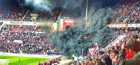 Rechtbank: zes mannen uit Nuenen schuldig aan veroorzaken rookgordijn bij PSV-Ajax