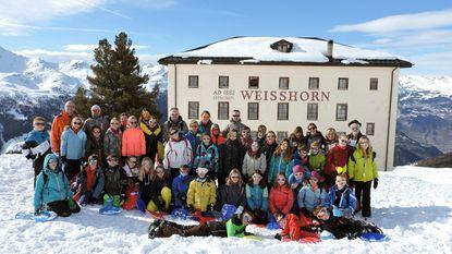 Sneeuwschoolcomité stuurt al vijftig jaar scholieren op sneeuwklassen