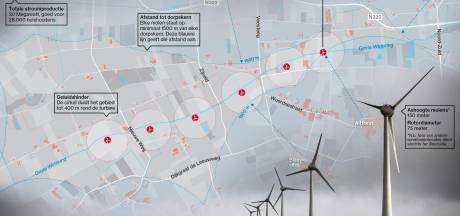 Federatie Dorpslijsten blijft worstelen met windmolenstandpunt en wil in gesprek met inwoners
