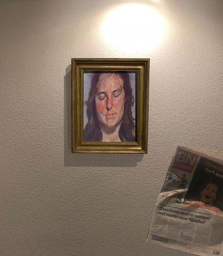 Deventer kunstdetective toont foto verloren gewaand meesterwerk uit 'Kunsthalroof' Rotterdam: 'Ik kon die nacht niet slapen'