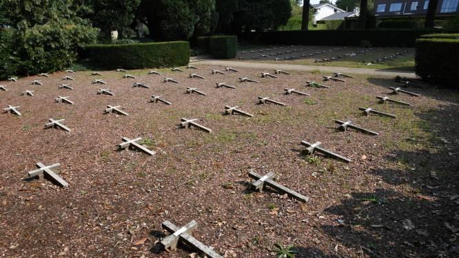 Ook de overleden Zusters van Liefde gaan van Moergestel terug naar het moederhuis in Tilburg