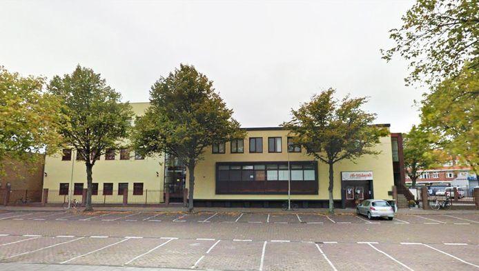 De as-Soennah moskee aan de Fruitweg in Den Haag