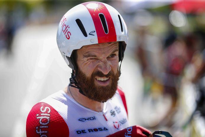 Privé de la course olympique, Simon Geschke attend impatiemment la fin de sa quarantaine.
