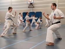 'Ronaldo' van de karate in sporthal Dongemond: 'Het is toch ongelooflijk?'