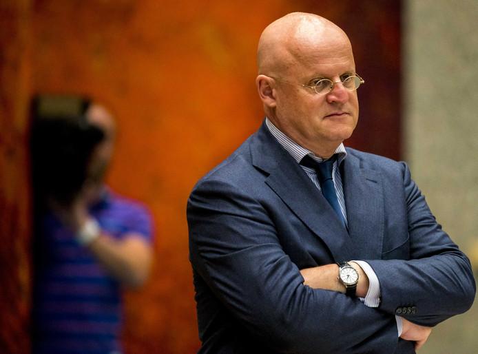 Minister van Justitie en Veiligheid Ferdinand Grapperhaus zaaide veel onrust in Den Haag.