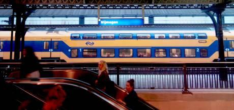 Geen treinen tussen Nijmegen en 's-Hertogenbosch na aanrijding