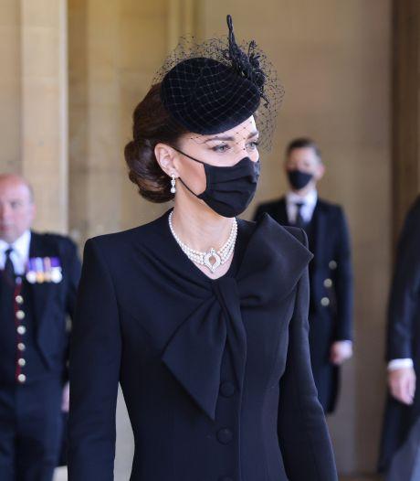 Le joli clin d'œil de Kate Middleton à la reine Elizabeth II