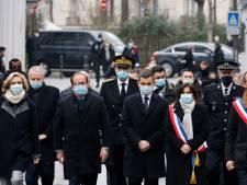 Six ans après, hommages sobres et restreints aux victimes des attentats de janvier 2015