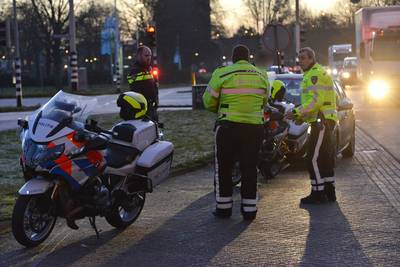 Fietser gewond bij botsing op Terheijdenseweg Breda