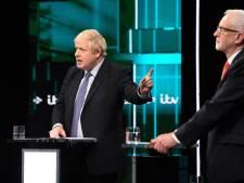 Boris Johnson et Jeremy Corbyn s'écharpent lors d'un premier débat avant les élections