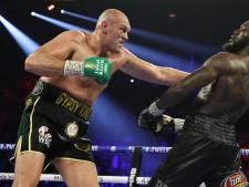 Fury dreigt Wilder knock-out te slaan, gevecht met Joshua definitief van de baan