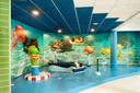 Het nieuwe speelhoekje in De Alk is geopend.