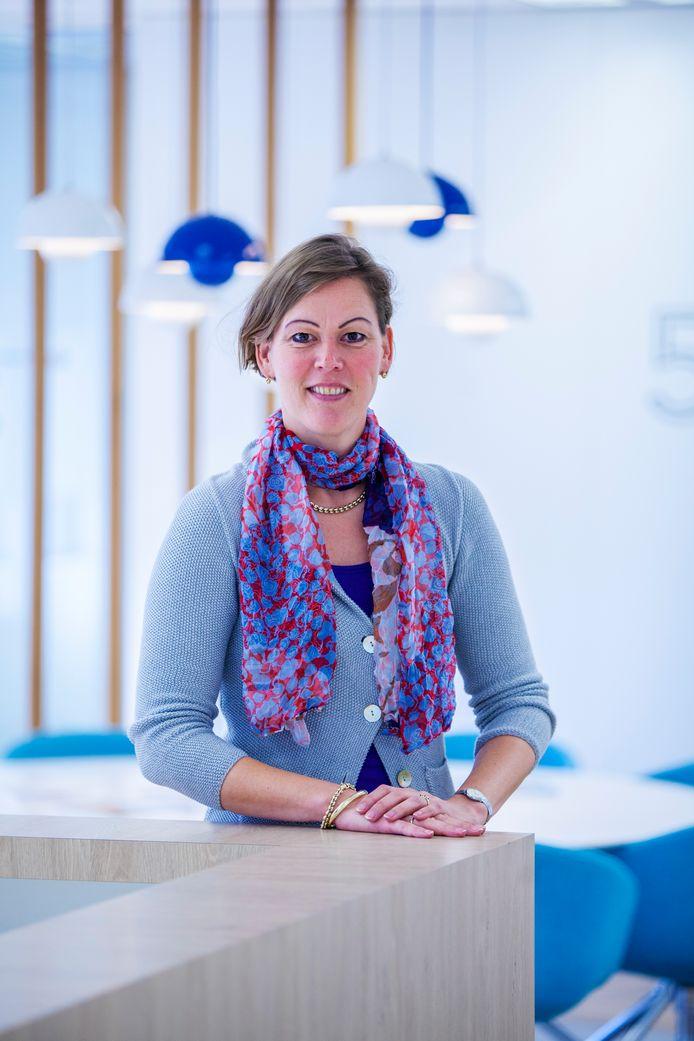 Prof. Dr. Sabine Siesling van de Universiteit Twente.