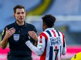 Kamphuis en Lindhout fluiten wedstrijden van Willem II tegen ADO en Fortuna