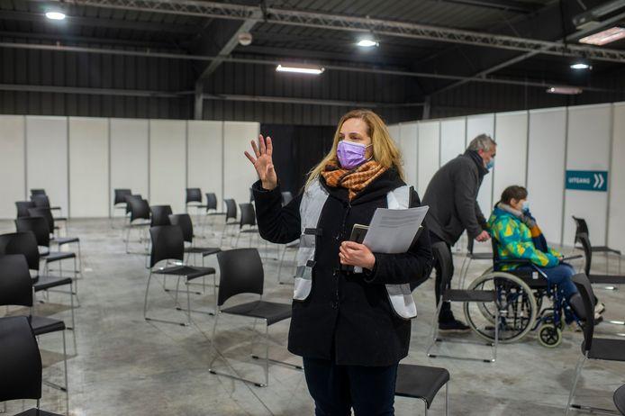 Cindy De Roeve van ELZ Noorderkempen.
