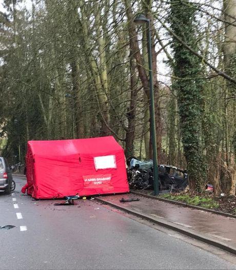 Accident mortel près de Louvain: la victime de 16 ans était bel et bien au volant de la voiture