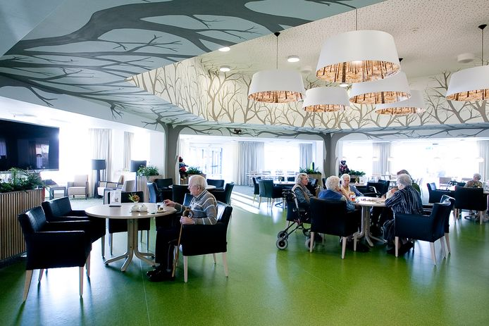 Zorgcentrum De Bettekamp in Varsseveld.