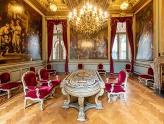 """De pracht van weleer is bijna terug: """"Salons van historisch stadhuis in ere hersteld"""""""