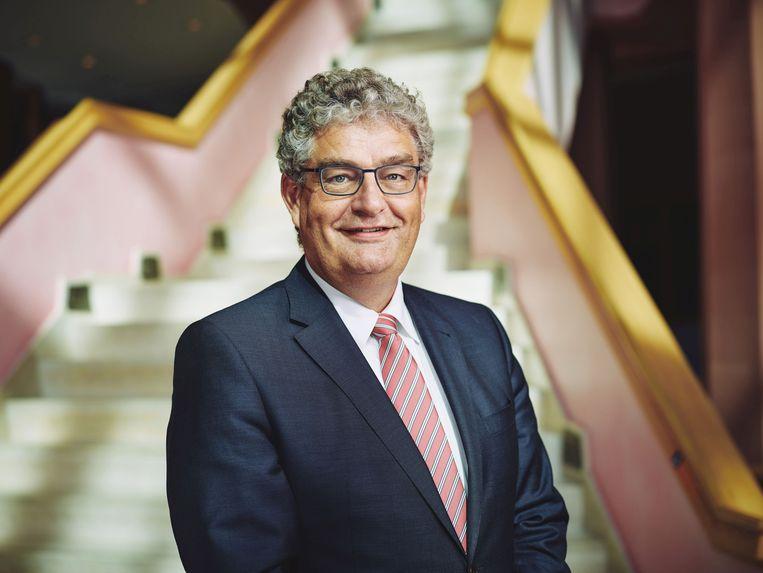 Han Fennema CEO Gasunie Beeld